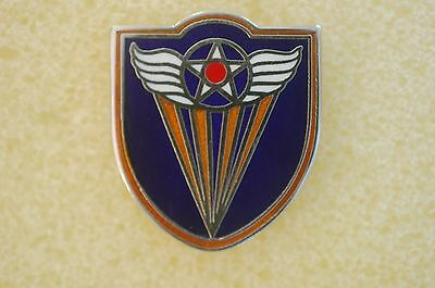 US USA USAF 4th Air Force Military Hat Lapel Pin