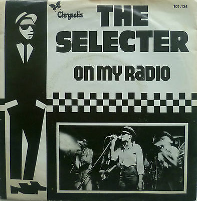 "7"" ´1979 SKA RARE ! THE SELECTER : On My Radio /MINT-?"