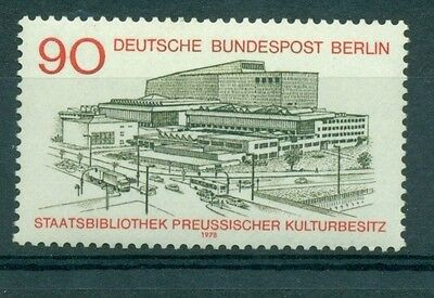 ARCHITETTURA - ARCHITECTURE WEST GERMANY BERLIN 1978 National Library