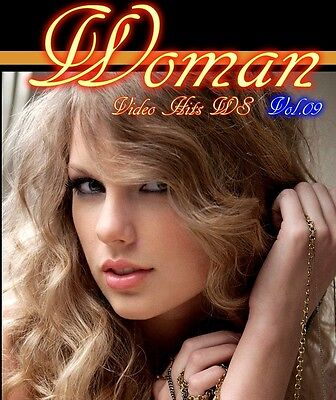Promo Video Compilation DVD, Woman Video Hits WS Vol. 9, Best 2012 Videos Only!