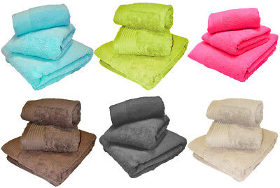 Egyptian Luxury 100% Super Soft Combed Cotton Towel - 600Gsm Hand / Bath Towel
