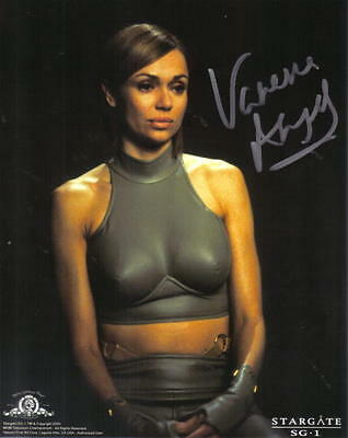 Vanessa Angel as Anise/Freya on Stargate SG-1 Autographed 8 x 10 Picture