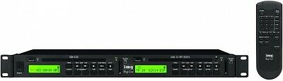 IMG STAGE LINE CD-122 Dual-CD/MP3-Spieler