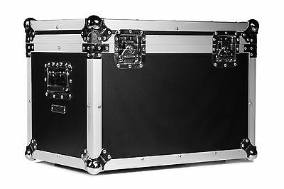UNIVERSAL TRANSPORT FLIGHTCASE CASE 60 x 40 cm BOX Transportkiste Multiplex NEU