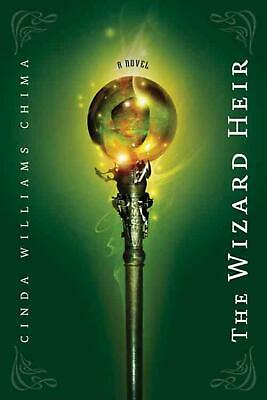 The Wizard Heir by Cinda Williams Chima (English) Paperback Book Free Shipping!