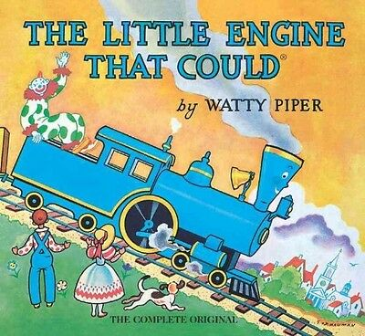 NEW The Little Engine That Could Mini by Watty Piper Hardcover Book (English) Fr