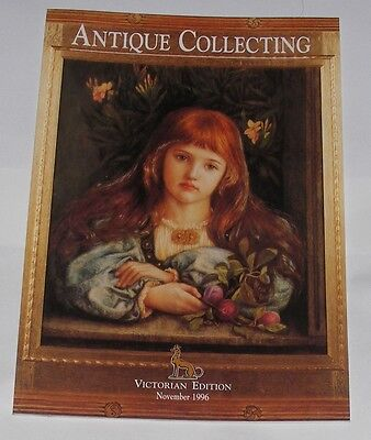 Antique Collecting November 1996 - Victorian Issue