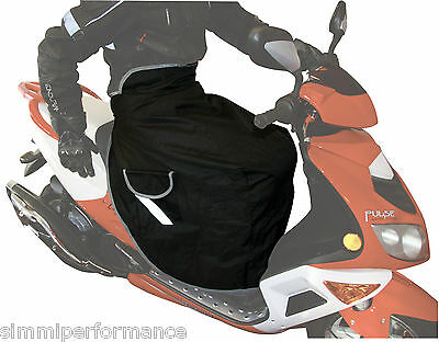 SCOOTER APRON - URBAN Winter Leg Warmer Knee Blanket Protective Cover Waist Fit