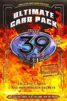 The 39 Clues Card Pack 4: The Ultimate Card Pack Card Game: The Ultimate Card Pa