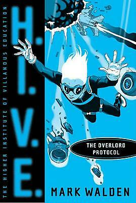 The Overlord Protocol by Mark Walden (English) Paperback Book Free Shipping!