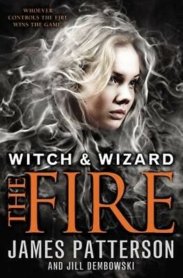 NEW The Fire by James Patterson Paperback Book (English) Free Shipping