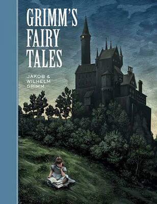 Grimm's Fairy Tales by Jakob Grimm (English) Hardcover Book Free Shipping!