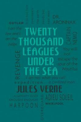 Twenty Thousand Leagues Under the Sea by Jules Verne (English) Paperback Book Fr