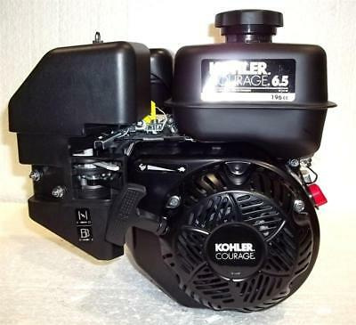 "Kohler 6.5 HP Courage Engine 3/4"" x 2-27/64"" CARB #SH265-3011"