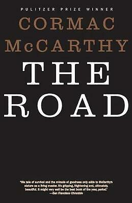 The Road by Cormac McCarthy (English) Paperback Book Free Shipping!