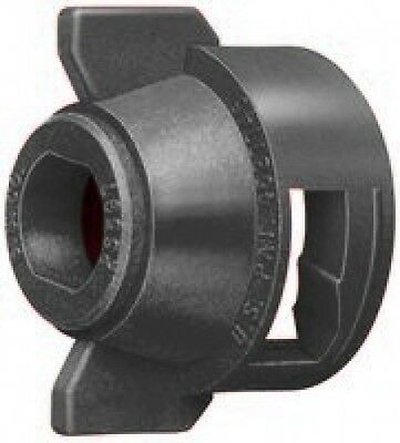 Teejet Quickjet Caps Black With Gasket CP255971NY (PACK OF 25)