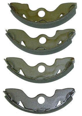Front Brake Shoes Honda Recon 250, Fourtrax 300 2x4, Fourtrax TRX200D Type II
