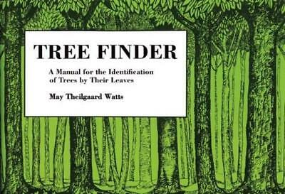 Tree Finder: A Manual for Identification of Trees by Their Leaves (Eastern Us) b