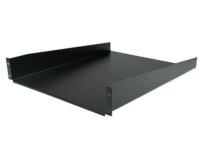 StarTech 2U 22 inch Depth Vented Rack Mount Shelf
