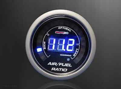 Dynojet Power Commander Wideband 2 Wide Band Black Digital Gauge Fuel Air