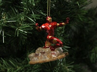 "The Avengers ""Iron Man"" Superior Christmas Ornament, Marvel"