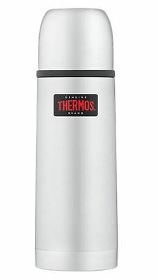 Thermos Light And Compact Stainless Steel Flask 0.35 Litre