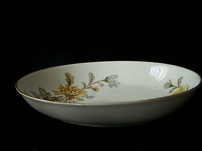 Eterna Fine China Of Japan Dinnerware Chrysanthmum Oval Vegetable Bowl