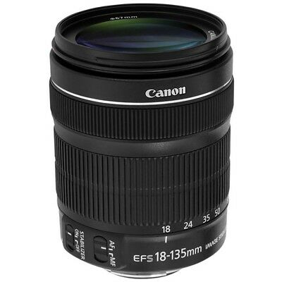 Canon EF-S 18-135mm f3.5-5.6 IS STM Lens New