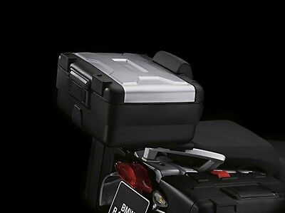 Topcase + Adapterplatte BMW R 1200 GS