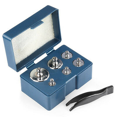 205g/Gram Precision Electronic Balance Calibration Weight Kit Set for Scale