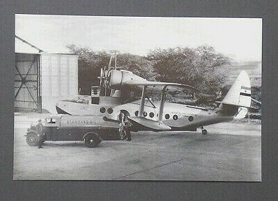 "Inter Island Flying Boat 12 X 8"" Photo On Fuji Crystal Archive Paper Unmounted"