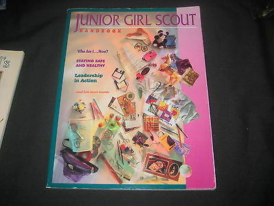 Junior Girl Scout Handbook, 1994