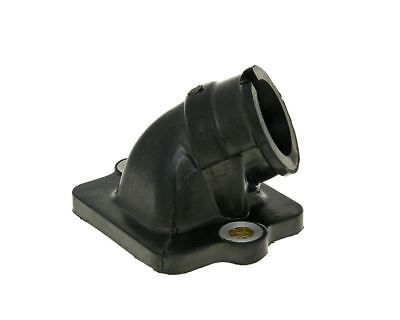 PIAGGIO ZIP 50cc CARB INLET MANIFOLD RUBBER FULL SIZE