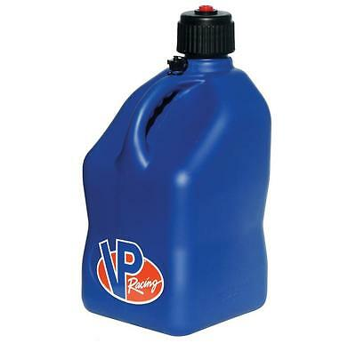 Fuel Jug Can Utility Gas Water Motorsport Container Blue Vp Racing Imca Square