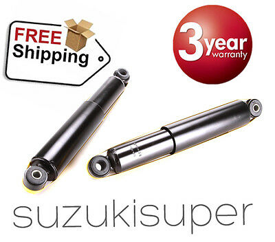 Ford Courier PG PH 4WD Ute Heavy Duty Shock Absorbers Rear Pair 2002-2006