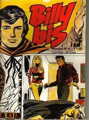 Billy Bis N°4 De 1972