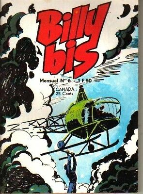 Billy Bis N°6 De 1972