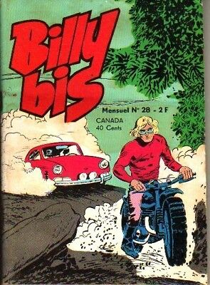 Billy Bis N°28 De 1974