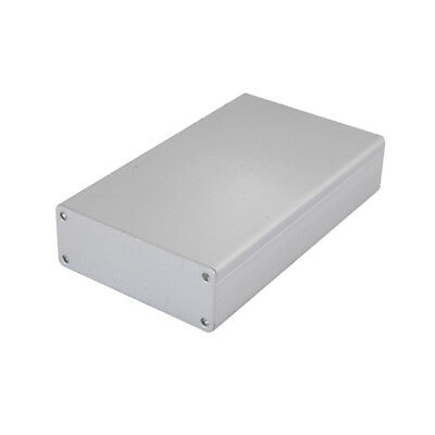 Aluminum Enclosure Electronic DIY PCB Instrument Project Box Case(24x64x110mm)