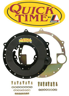 Quick Time RM-6034 Bellhousing LS Based Engine LS1 to 05-08 C6 Manual Swap SFI