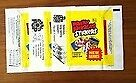 1979 Topps Wacky Packages 2nd Series 2 Wrappers Set All 3 Variations EX+