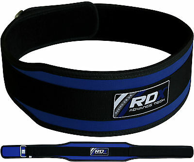 RDX Pro Weight Lifting Belt Gym Back Support Power Training Fitness Lumbar Pain