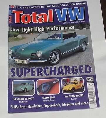 Total Vw June 2002 - Supercharged