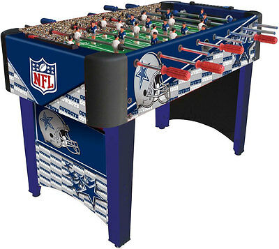 Imperial International Officially Licensed NFL Dallas Cowboys Foosball Table