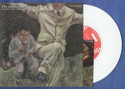 """Mighty Mighty Bosstones """"Impossible"""" 7"""" Less Than Jake Reel Big Fish"""