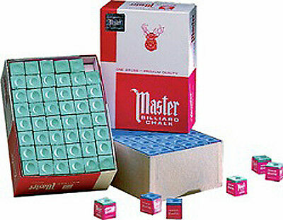A Box Of 144 Pieces Of Master Tweenten Chalk In Various Colours
