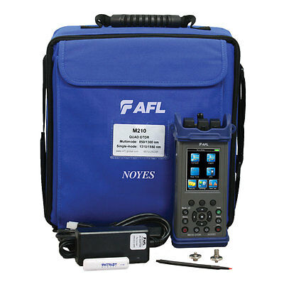 Noyes M210 - 22 Micro OTDR MULTI-MODE - USA MODEL  -