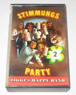 Mc/stimmungs Party 2/siggi`s Happy Band/1996909