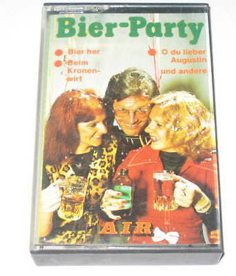 MC/BIER PARTY/air