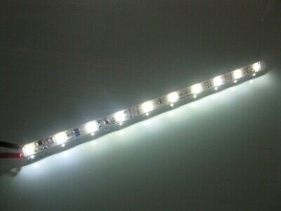 S041 LED Waggon Innenbeleuchtung 230mm weiß 10 LEDs Waggonbeleuchtung digital